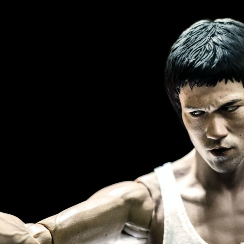 problemas son mejores que Bruce Lee